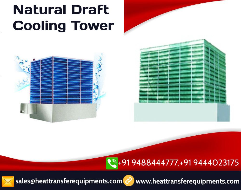 Natural Draft Cooling Tower Natural Draft Cooling Towers Exporters Cooling Tower Thermal Power Plant Oil Plant