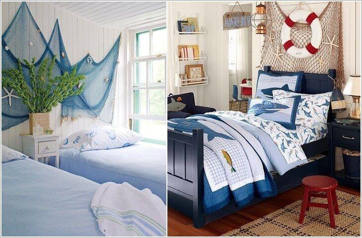 10 cool nautical kids' bedroom decorating ideas  nautical