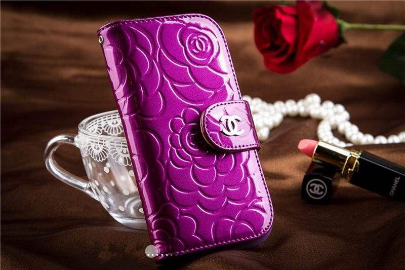 Chanel iphone 6 case designs leather cover noble wallet