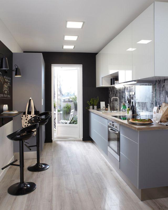 Relooker cuisine : comment lui donner du style | Iluminacion cocina ...