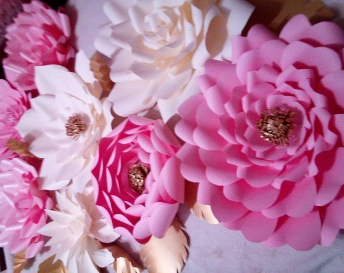 15pcs big paper flower background, wedding decor #bigpaperflowers 15pcs big paper flower background, wedding decor, / #15pcs #Background #Big #Decor #Flower #Paper #paperflowerbackdropweddinghowtomake #Wedding #bigpaperflowers