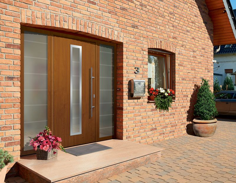 Hormann Thermoplus Thermopro Doors Our German Engineered Stylish