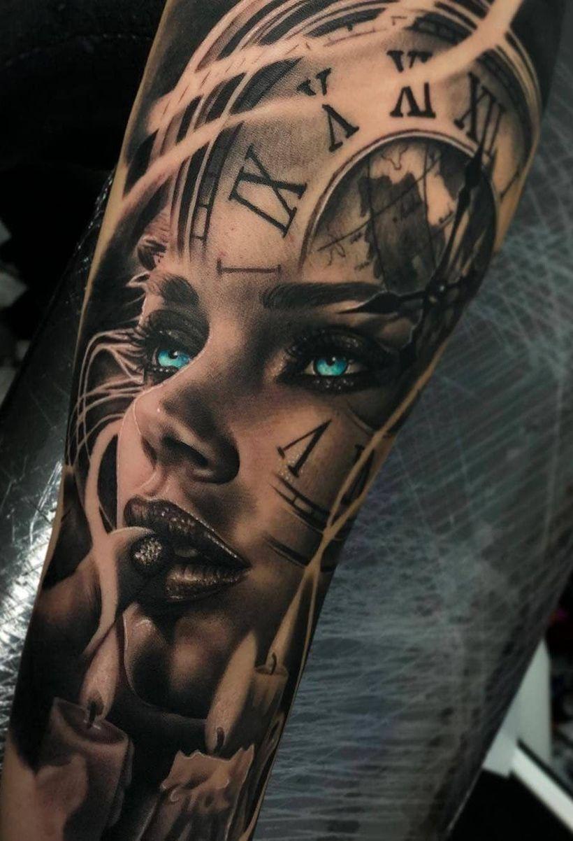 Arm tattoos männer frauen