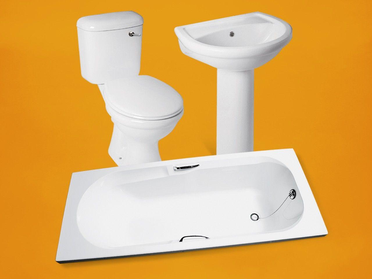 Coral Bathrrom Set Ctm Great Buy Coral Bathroom Bathroom Sets Bathroom