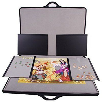 Storage Mats and Glue 180021: Jigsort 1500 - Jigsaw Puzzle Case For Up To 1,500 Pieces From Jigthings -> BUY IT NOW ONLY: $160.69 on eBay!