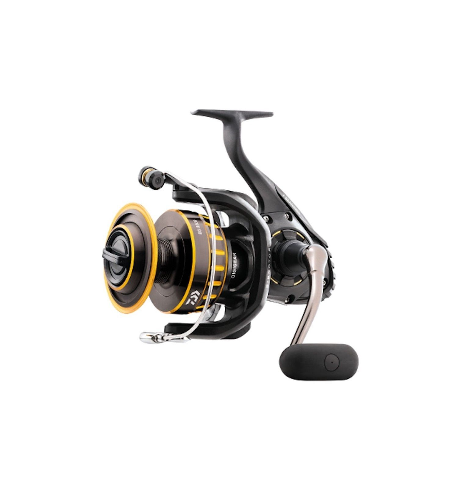 NEW Daiwa Black Gold BG 3000 Saltwater Spinning Fishing Reel BG3000