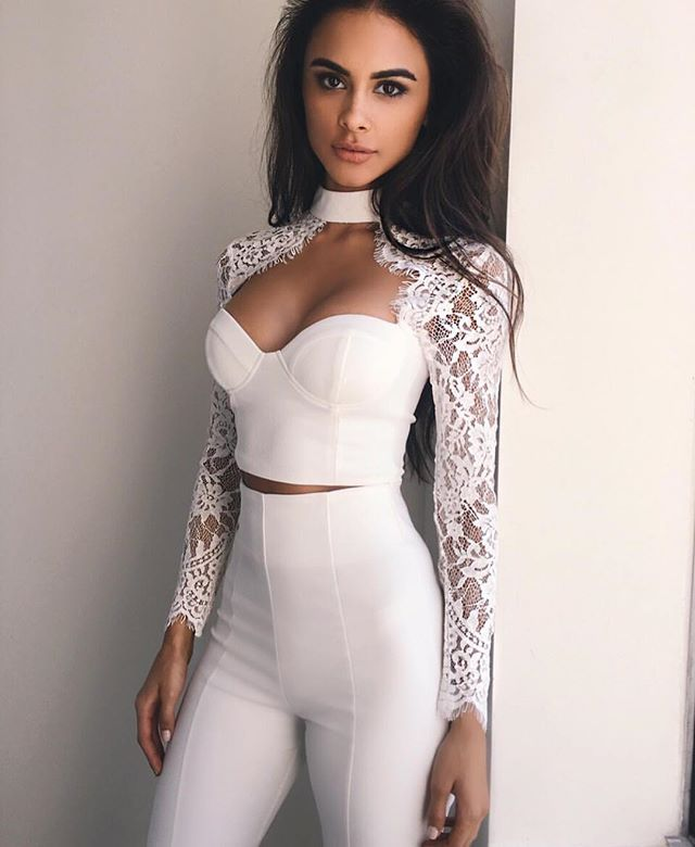 0ff8e1857cf After selling out (again) Our  Cassidy  top is back online! 💞