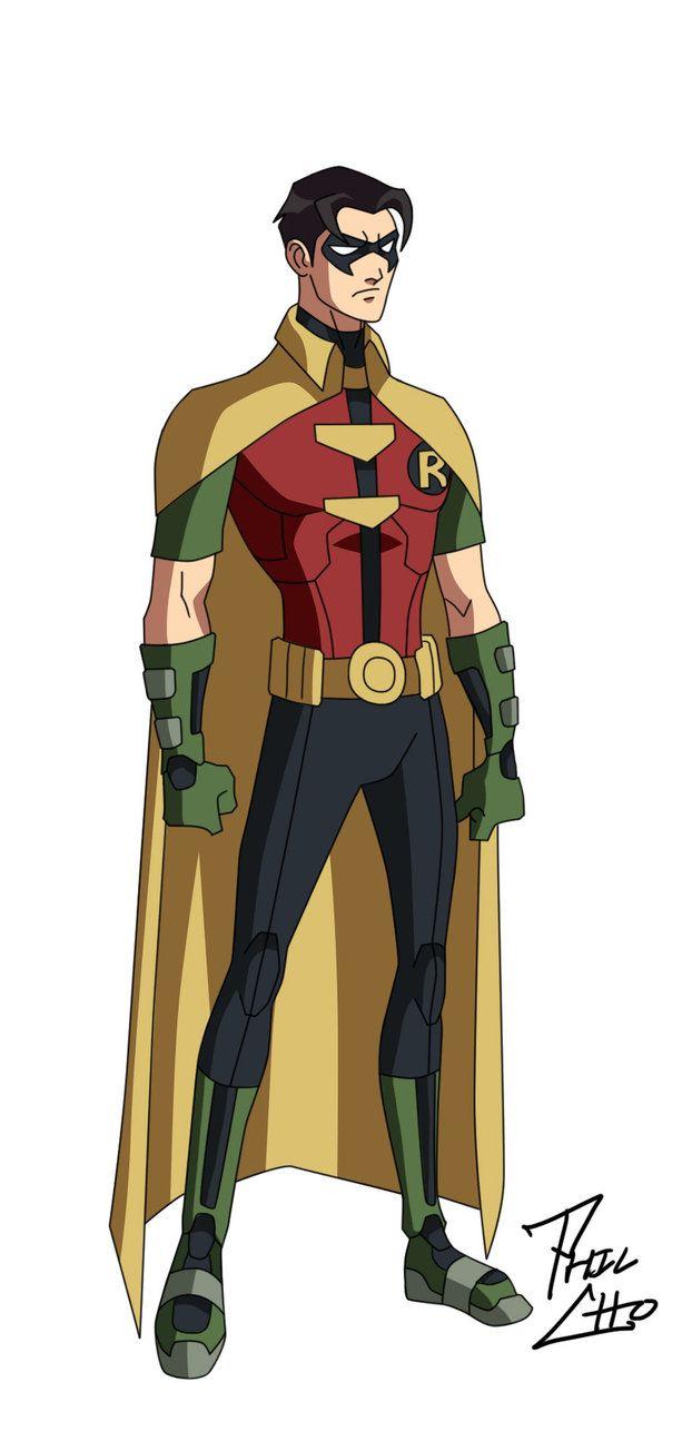 Robin: Jason Todd by ~...