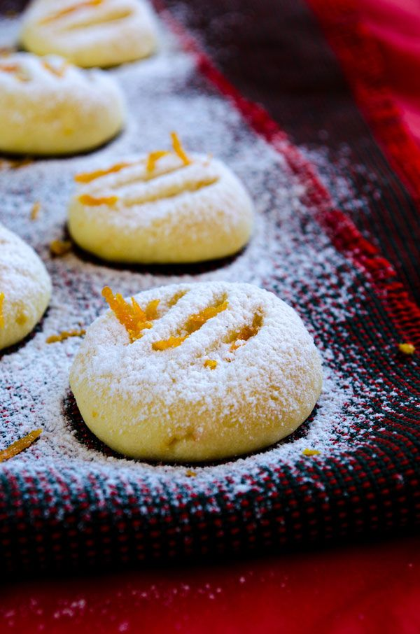 Orange Butter Cookies Recipe Food Yummy Cookies Desserts