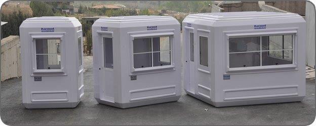 Kiosks - Portable retail kiosk manufacturers - Turkey Karmod