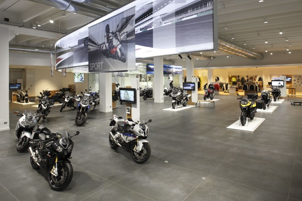 BMW Motorrad, Isaria, Germany Design we love Bmw