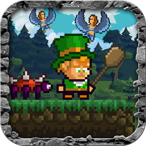 Game Of The 01 Apr 2017 Legend of Leprechaun's World by
