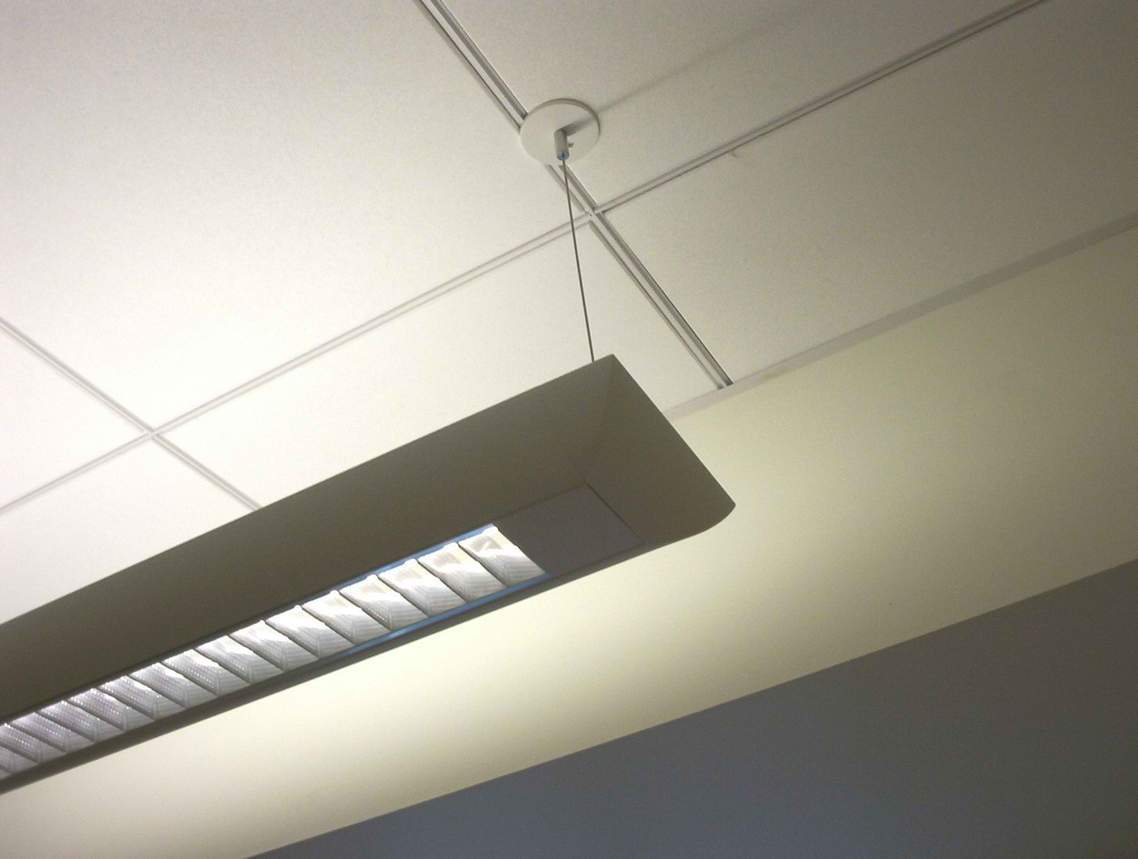 Kitchen Style Indirect Fluorescent Light Fixtures Commercial