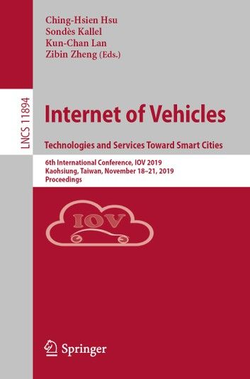 Internet Of Vehicles. Technologies And Services Toward Smar...