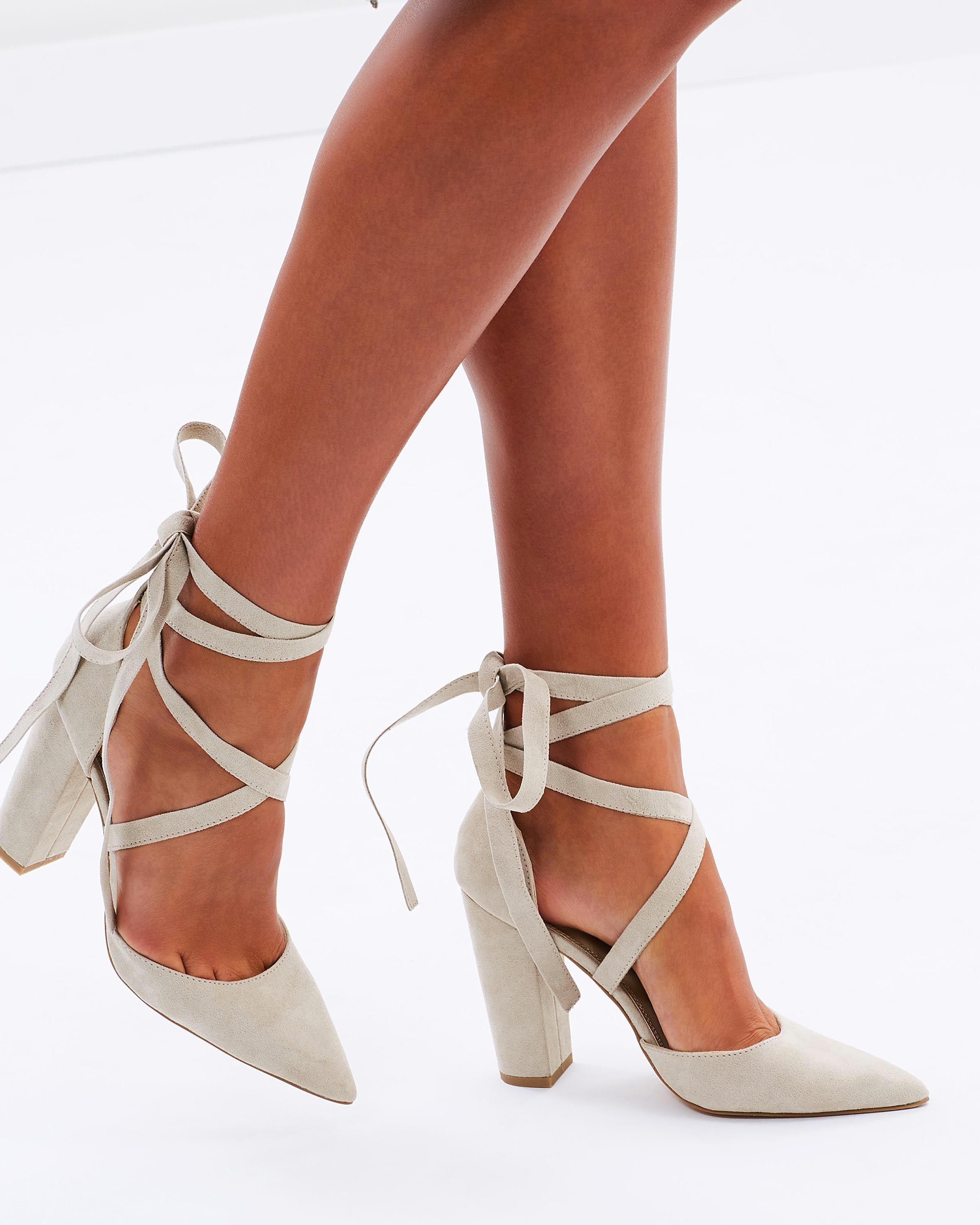 High Heels Heel Buy Heels Online Australia THE ICONIC Designer High HeelsAustraliaLace Up