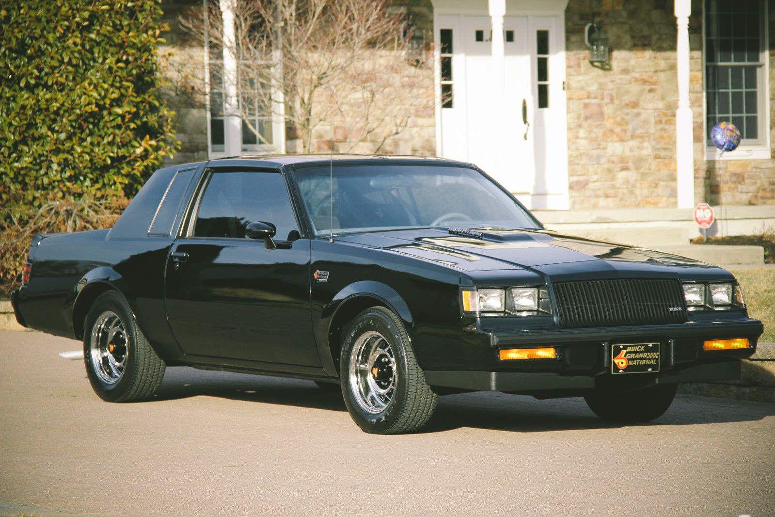 The buick grand national and the gnx are basically the last of the old school american