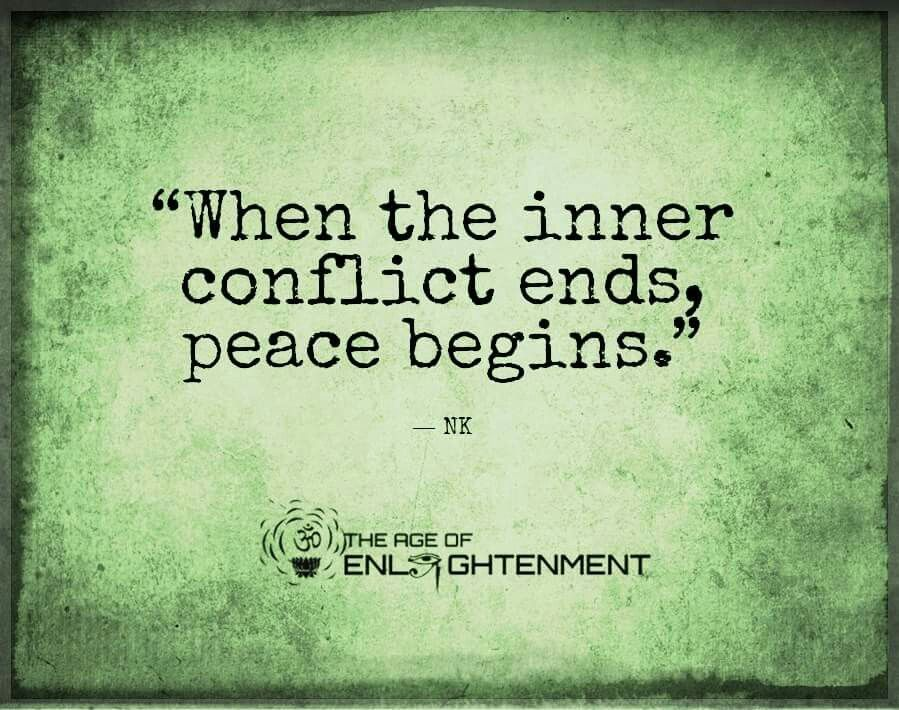 inner conflict quotes