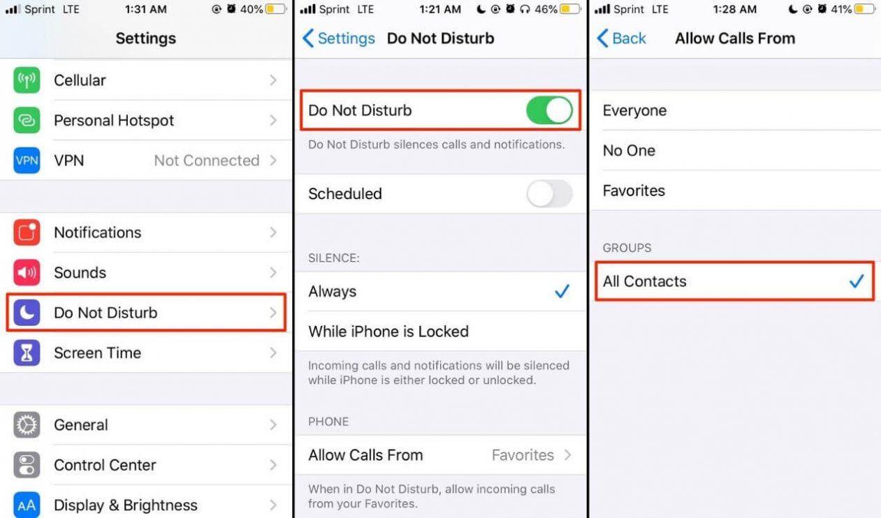 "How to block ""No Caller ID"" Calls on iPhone (3 ways"