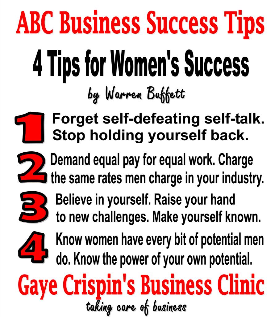 success women in business