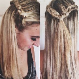Half Up Half Down Hairstyles For Long Short And Medium Hair Half Up Half Down Hairstyles Half Up Hair Down Hairstyles Half Up Half Down Hair