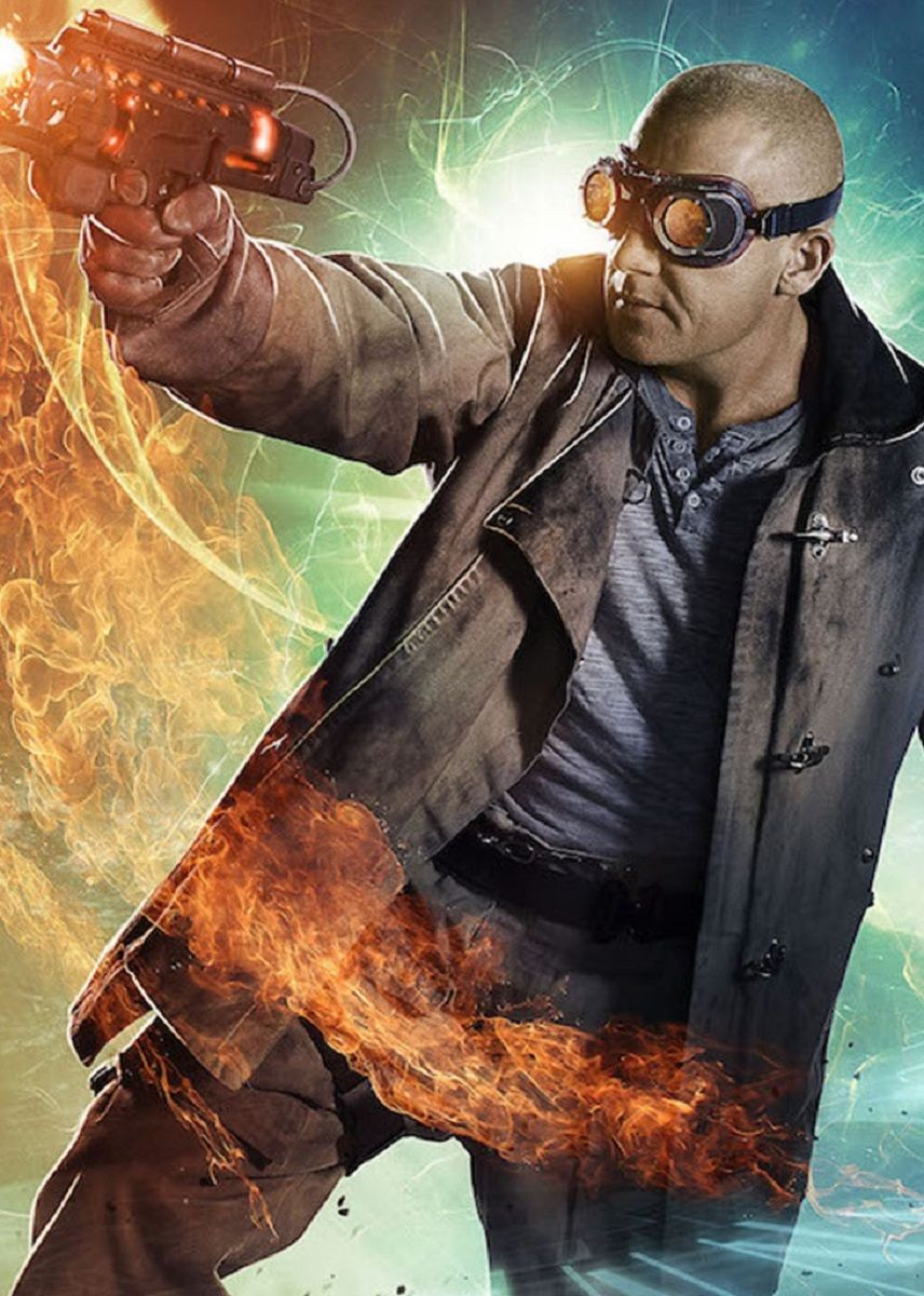 Heatwave Flash Legends of Tomorrow (With images) Dc