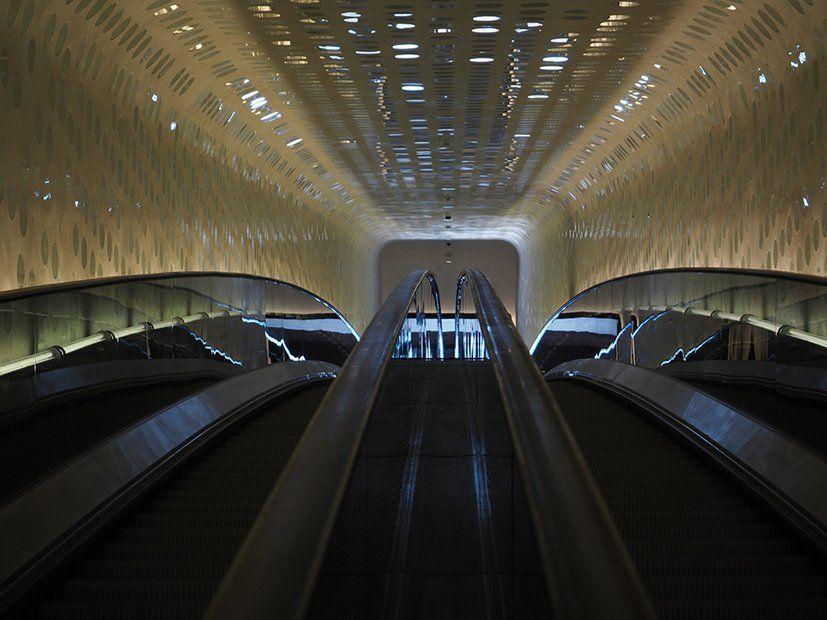 Mit diesem Bauwerk beginnt eine neue Epoche: Eine erste Besichtigung der Elbphilharmonie in Hamburg.