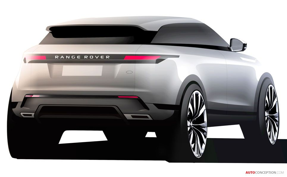 2020 Range Rover Evoque With Images Range Rover New Range