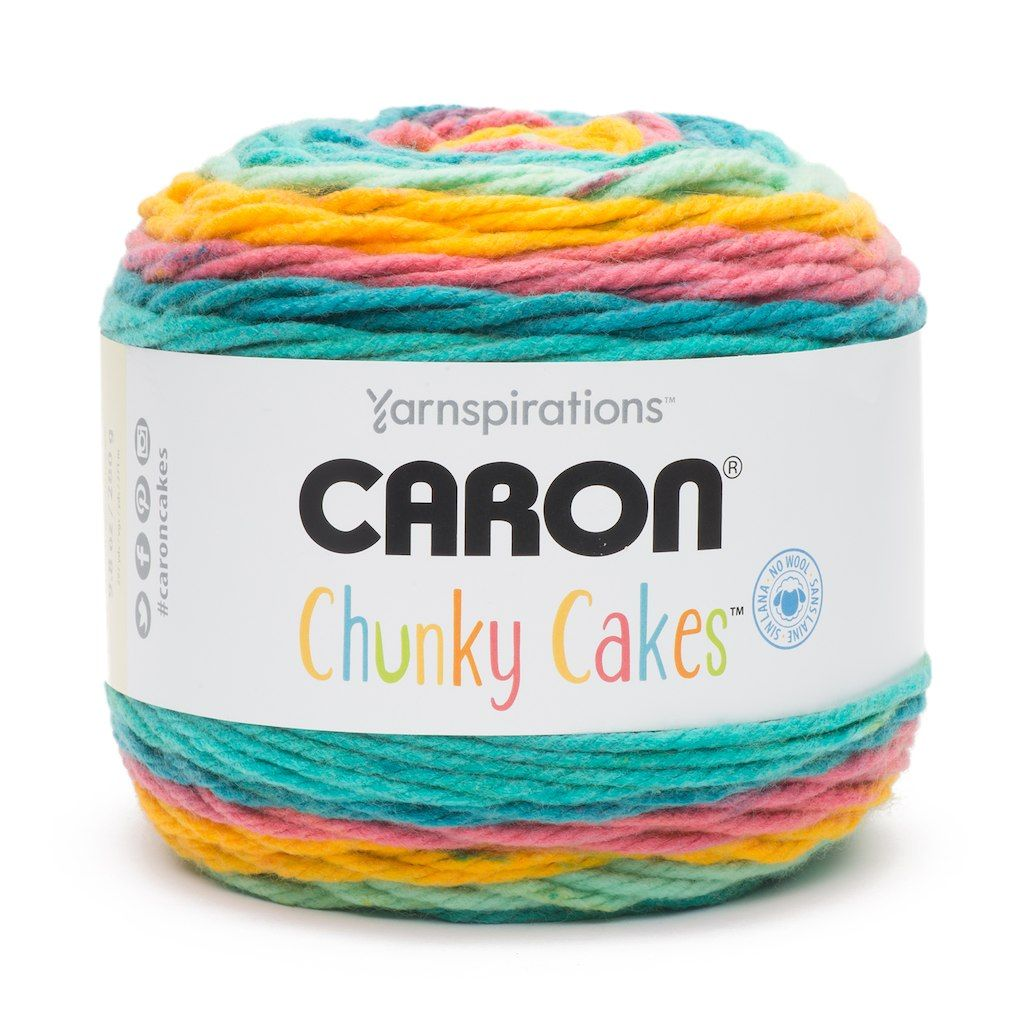 Caron® Chunky Cakes™ Yarn | Sterling's Room | Crochet yarn