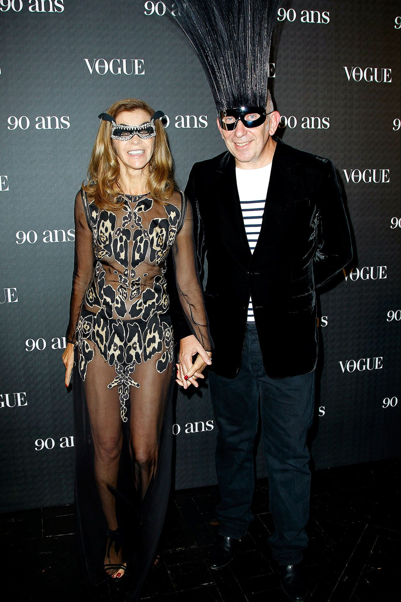 Jean paul gaultier valentineus masked ball dress code pinterest