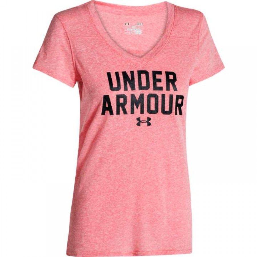Dámské sportovní tričko Under Armour  7617477bec8