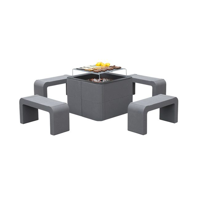 epingle sur outdoor firepits bbq s