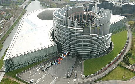 Strasbourg european parliament building megapolis for K architecture strasbourg