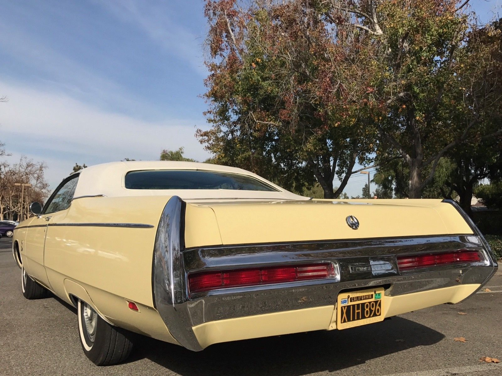 1969 Chrysler Imperial Ebay Chrysler Imperial Chrysler Imperial