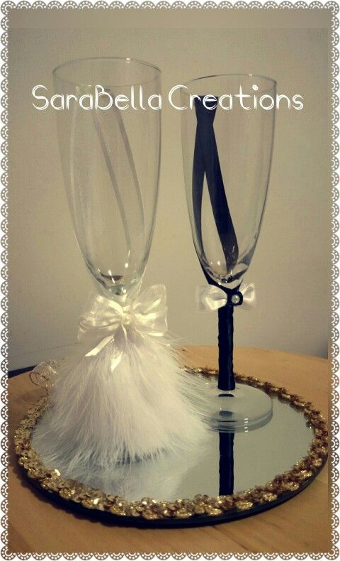Wedding Decorations Wedding Glasses Wineglasses Australia Adelaide Bride And Groom Glasses كاسات عصير كاسات اعرا Wedding Cups Guest Book Champagne Flute