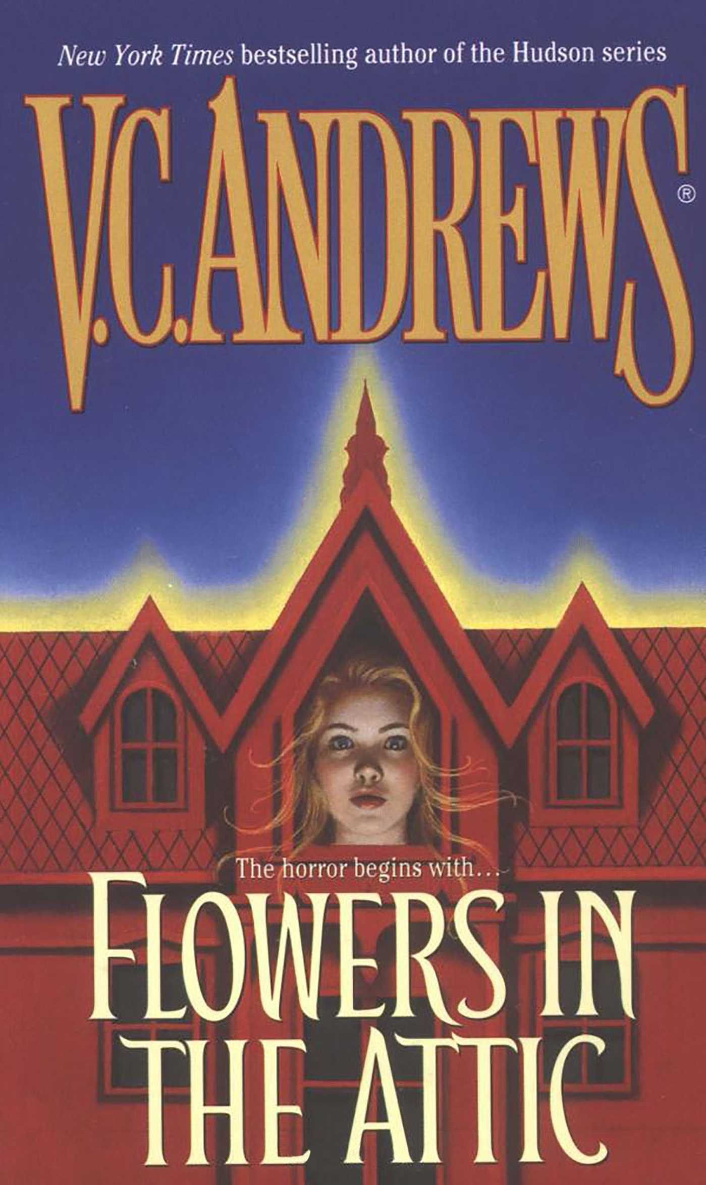5 Facts About V C Andrews You Probably Didn T Know Flowers In The Attic Disturbing Books Books
