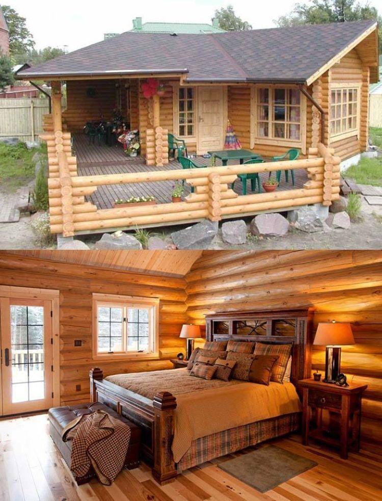 Casa propia proyectos arquitectura paisajismo - Casas rurales de madera ...