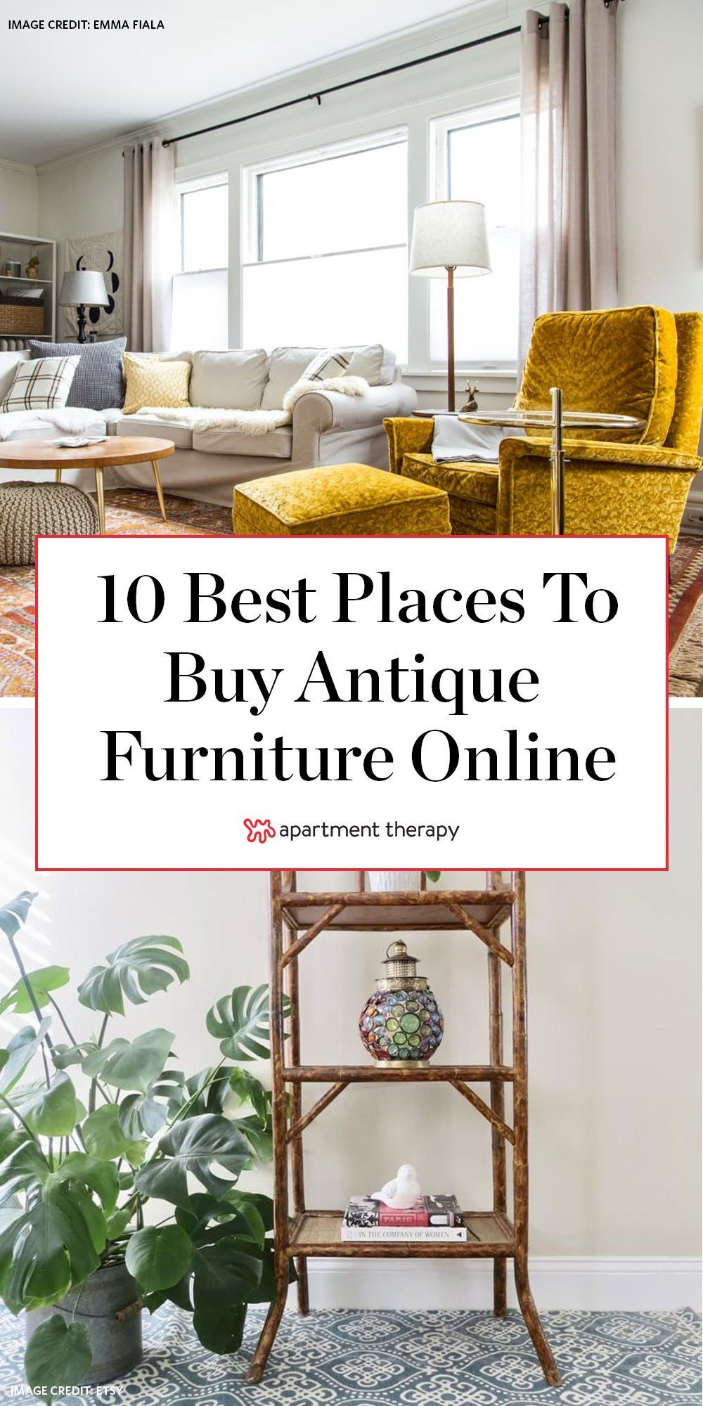 10 Places To Buy Antique And Vintage Furniture Online In 2020 Best Furniture Online Online Furniture Vintage Furniture