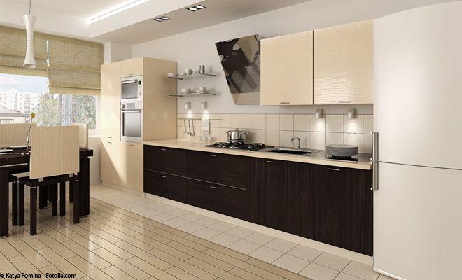quel rev tement de sol pour sa cuisine chauffage par g othermie verticale vertical. Black Bedroom Furniture Sets. Home Design Ideas
