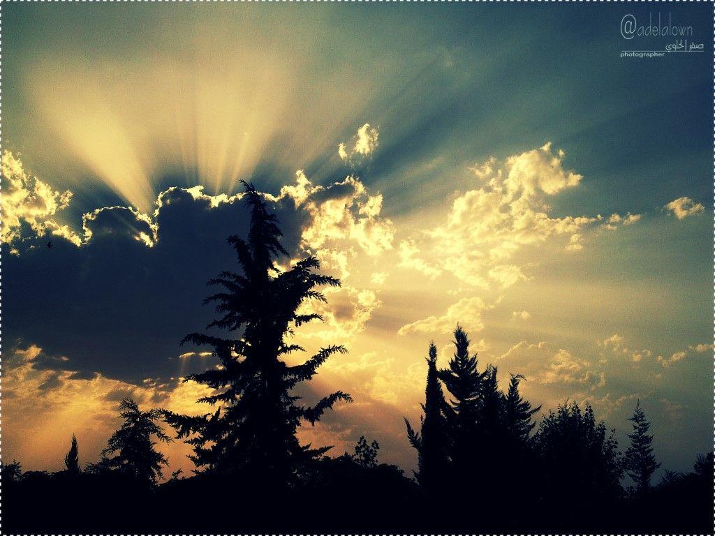 طبيعة غيوم شمس سماء اشعة Nature Clouds Sun Ray Sky Nature Celestial Sky