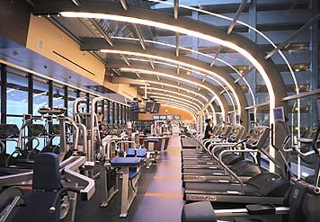 fitness clubs