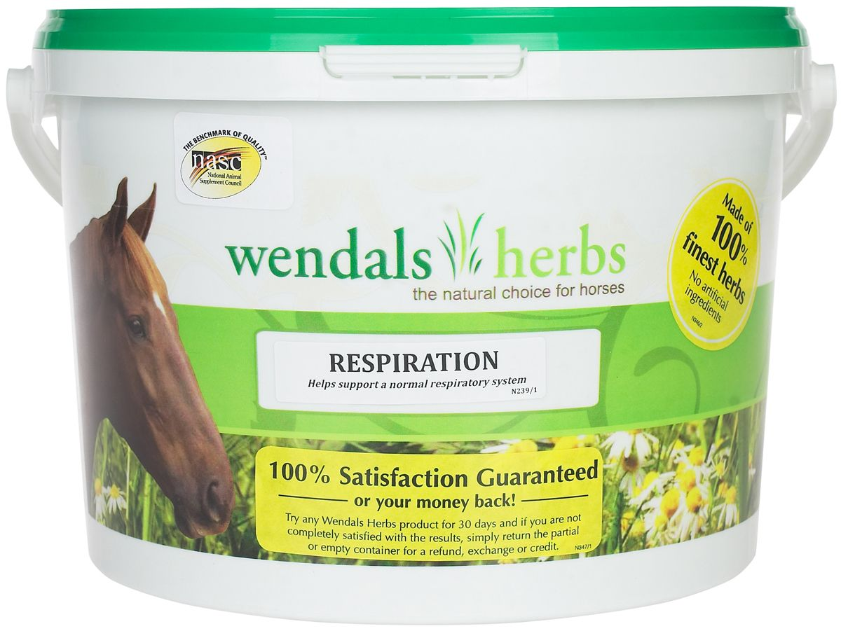 Respiration Herbal Supplement For Horses 2 2 Lb 28 Days Products Garlic Supplements Horses Horse Supplies