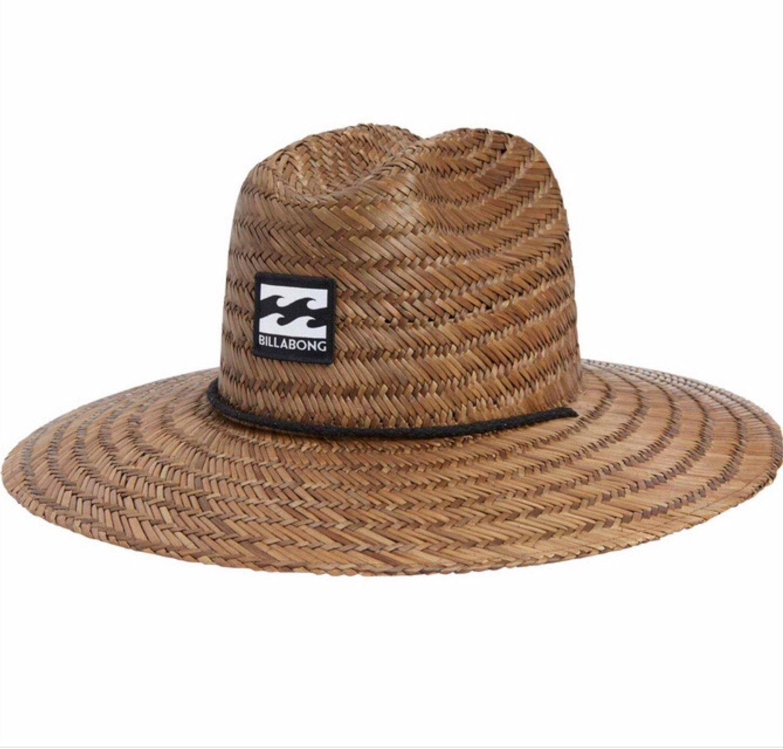 d27edb444a1558 Billabong Straw Hat | Hat | Mens straw hats, Hats, Billabong