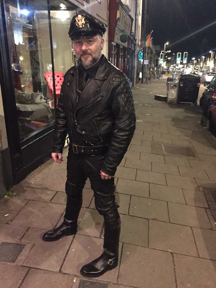 A night out in #LeatherBristol for #BLUF Bristol #11, April 2016.
