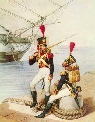 Моряки Королевской гвардии