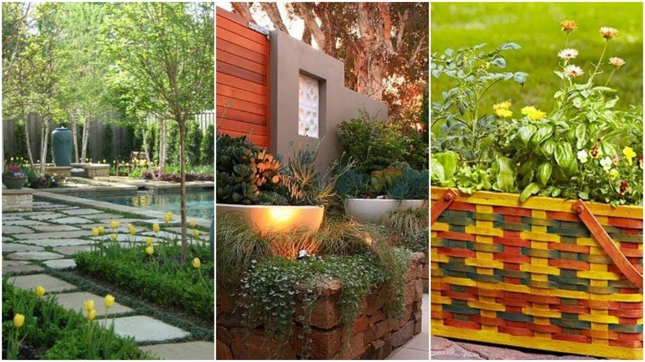 Latest Stylish Home Garden Design Decoration Ideas Home