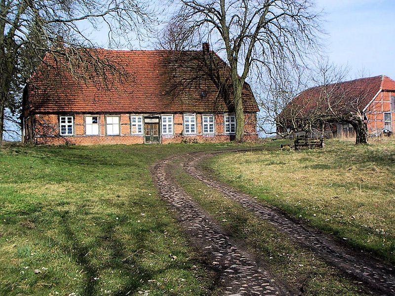 Pfarrhaus in Techentin, MecklenburgVorpommern