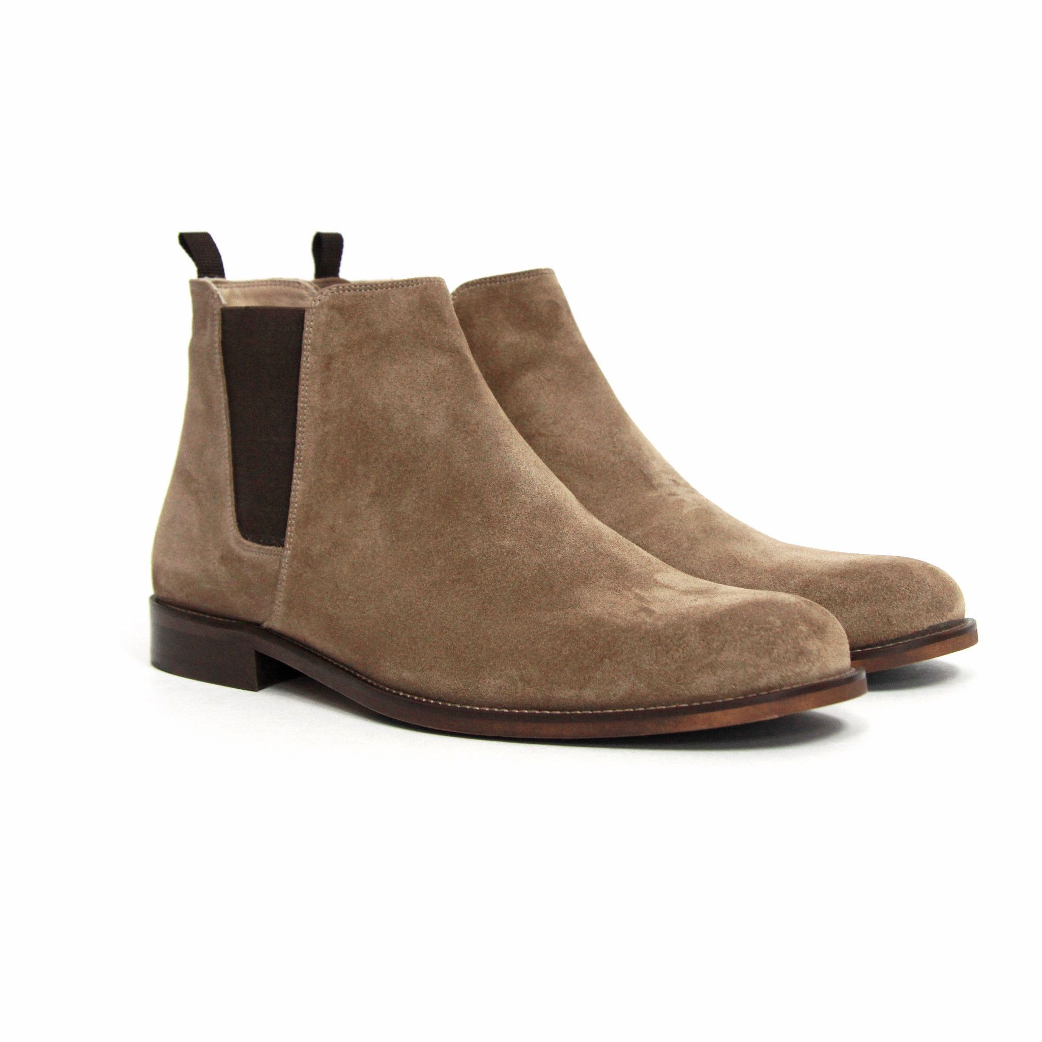 Explore Tan Suede Chelsea Boots and more!