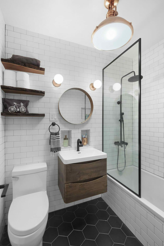 8 Bathroom Vanity Style Ideas In 2020 Windowless Bathroom Small Bathroom Makeover Bathroom Vanity Style