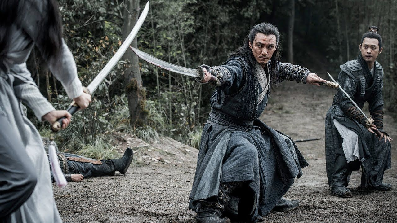 2018 New Martial Arts Action Movie Full Length Chinese Action Movie Newest Horror Movies Action Movies Kung Fu Martial Arts