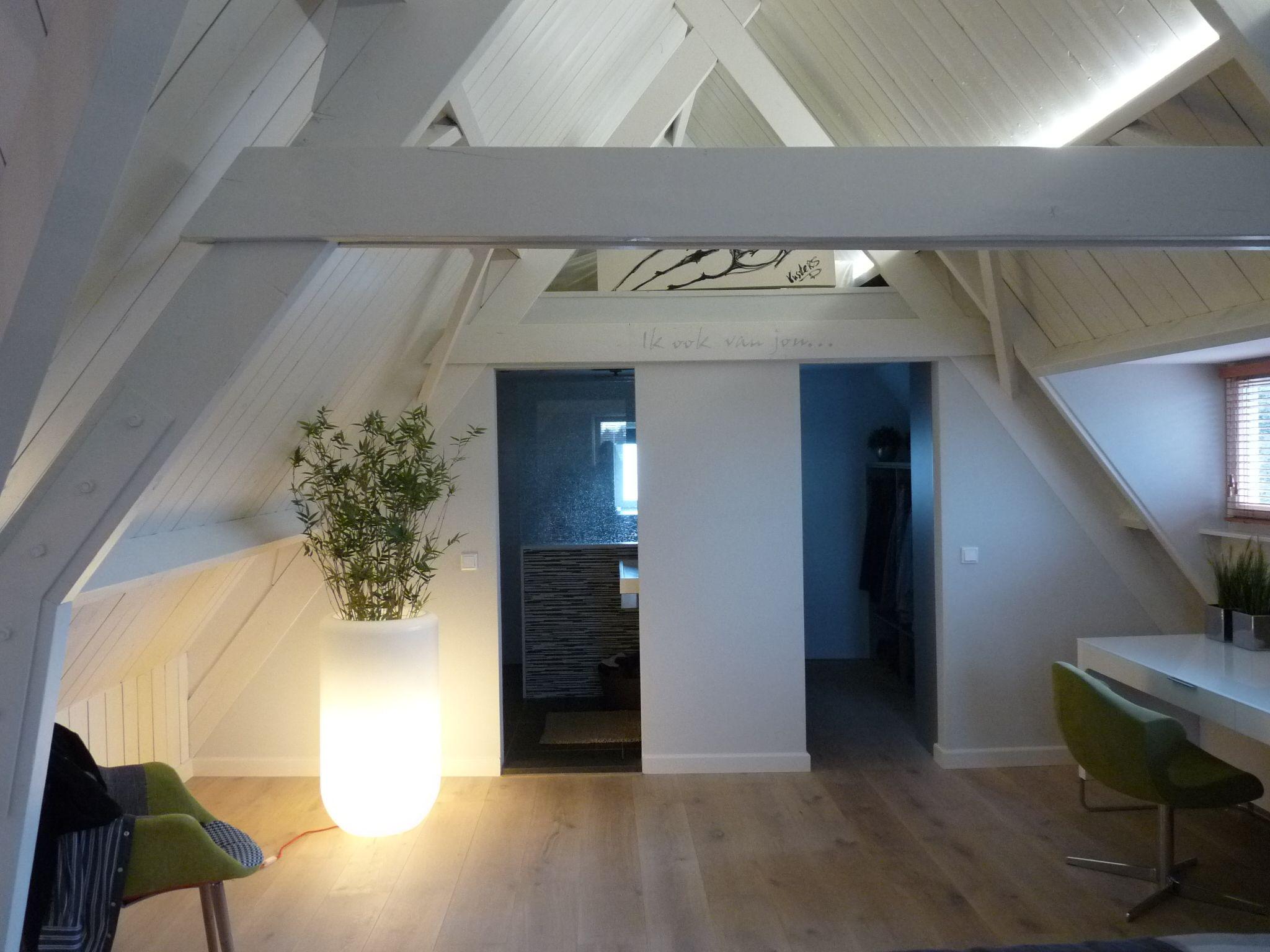 Verlichting zolder attic pinterest attic attic loft en bedroom